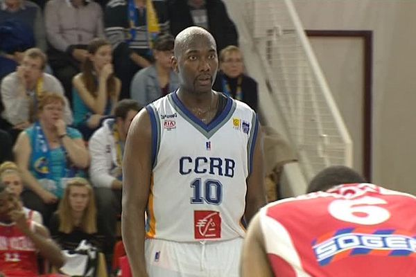 Sacha Giffa - Basket-ball (CCRB)