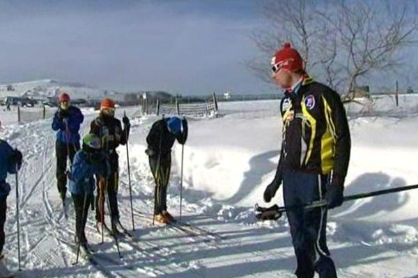 Les amateurs de ski de fond sont au rendez-vous