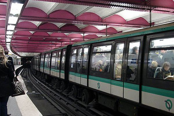Metro de Paris - Ligne 1 - Concorde