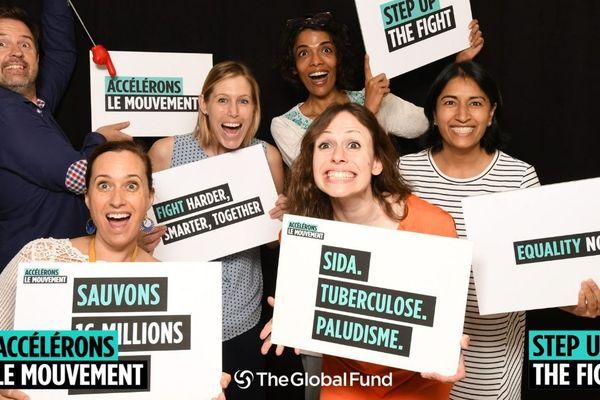 Le Fonds mondial veut éradiquer le VIH, le paludisme et la tuberculose d'ici 2030.