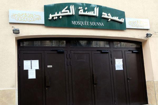 La mosquée As Sounna, installée dans le centre-ville de Marseille.