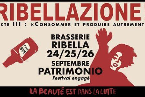 Jusqu'au 26 septembre, la brasserie Ribella propose le festival Ribellazione à Patrimonio.