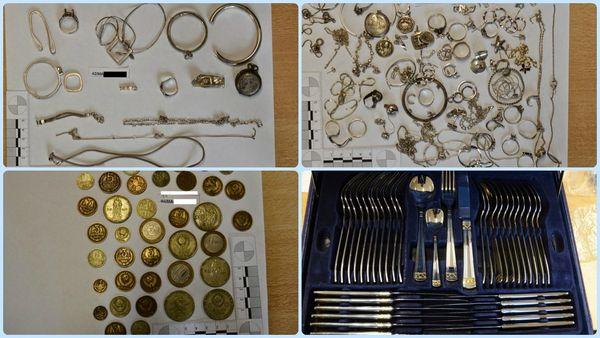 Exemple objets à identifier