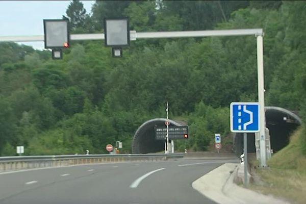 La voie des mercureaux contourne Besançon