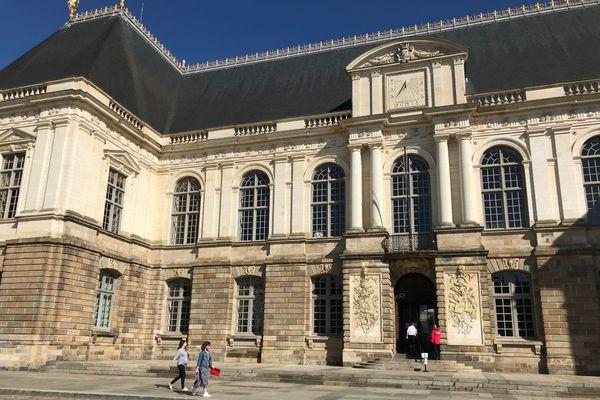 La cour d'Appel à Rennes, 7 septembre 2020