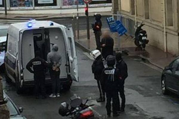 16 individus ont été interpellés ce samedi 7/12/19 au Bouscat près de Bordeaux.