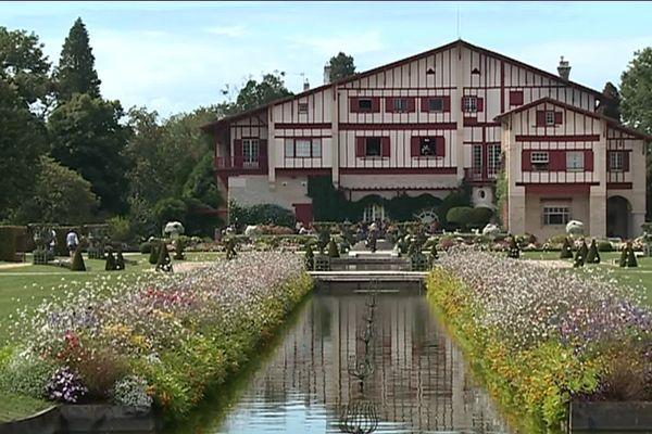 Jardins à la Française Villa Arnaga