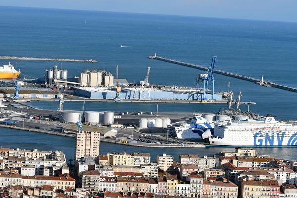 Le port de Sète, premier port de pêche méditerranéen