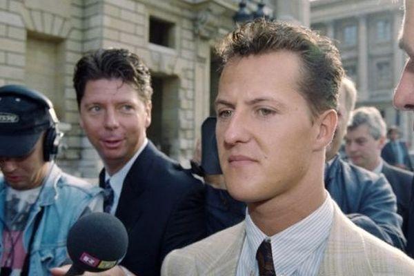 Michael Schumacher en 1994