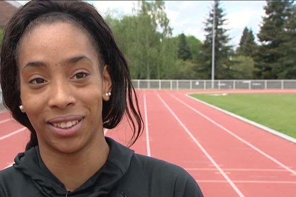 Jeanine Assani-Issouf participera aux Jeux Olympiques de Rio cet été.