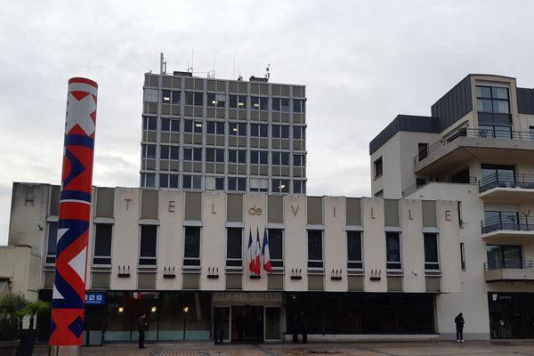 7 candidats sont en lice pour la mairie de Châteauroux en 2020.