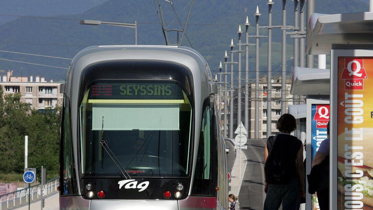 Grenoble Les Conducteurs Des Tramways Et Des Bus Desormais Obliges De Porter Le Masque