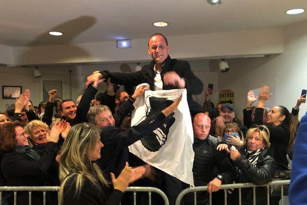 À Biguglia, Jean-Charles Giabiconi a été élu, dimanche 15 mars, avec 63,94 % des voix.