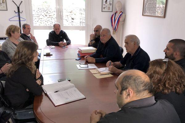 16/04/2018 - Le projet d'un centre de traitement des déchets en débat au conseil municipal de Moltifao