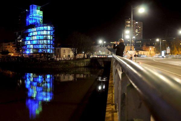 A Rennes, une trentaine de monuments, de places et de rues resteront plongées dans le noir dans la nuit du samedi 12 au dimanche 13 octobre.