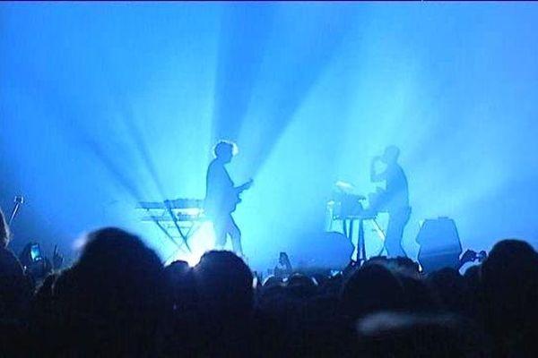 Dark Side en concert - Lyon le 28/05/2014