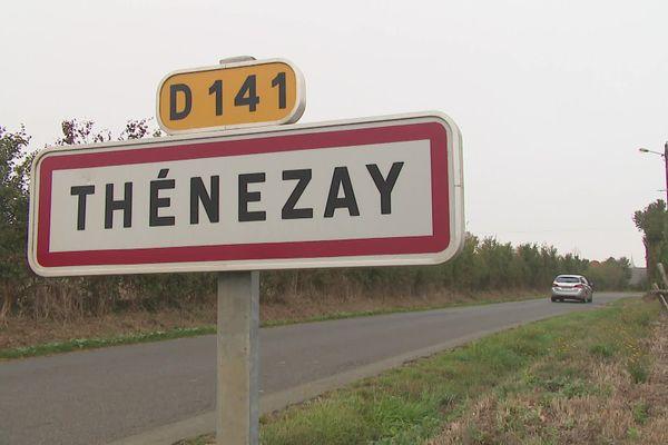 Thénezay dans les Deux-Sèvres