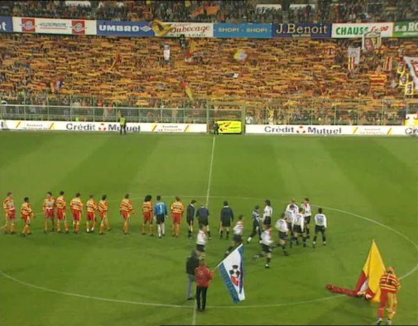 Un match à enjeu pour Lille en 1997