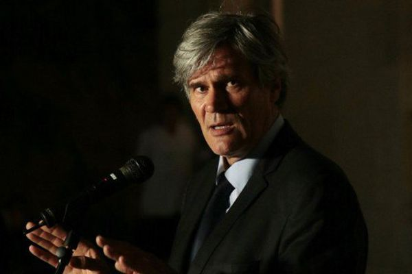 Stéphane Le Foll, ministre de l'Agriculture - Janvier 2015