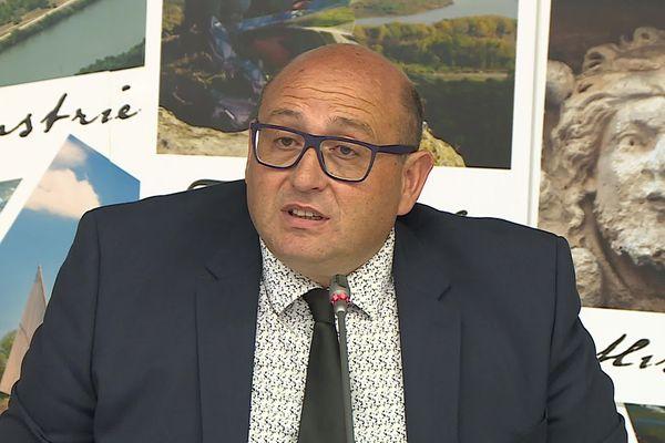 Juan Martinez réélu à la présidence de la communauté de communes Beaucaire Terre d'Argence