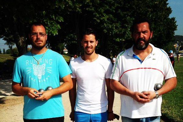 Eric Bartoli et ses associés.