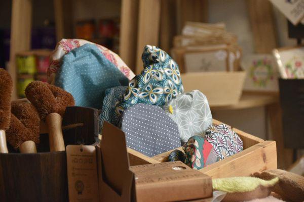 La boutique Le Petit Écolo' proposera les mêmes produits à la vente à Chaumont et à Langres : zéro déchet, nourriture vrac, hygiène corporelle, etc.