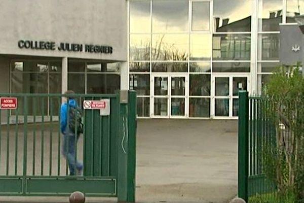 Collège Julien Régnier - Brienne-le-Château