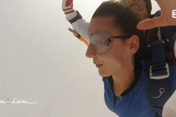 Saut en parachute à Montoir-de-Bretagne (44)