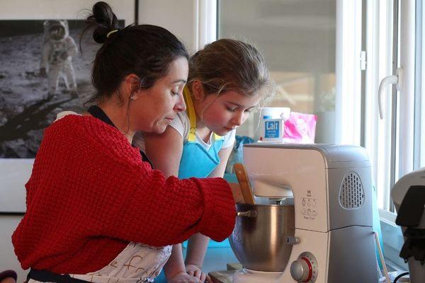 La cuisine est un temps nécessaire, vous allez comprendre pourquoi!