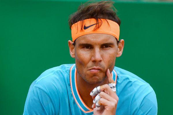 Rafael Nadal a gagné le trophée monégasque à 11 reprises de 2005 à 2012, puis de 2016 à 2018.