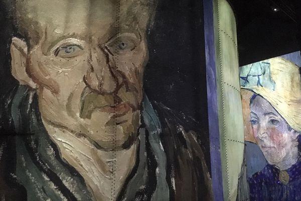 A voir à l'exposition « Van Gogh, la nuit étoilée » jusqu'au 31 décembre 2019.