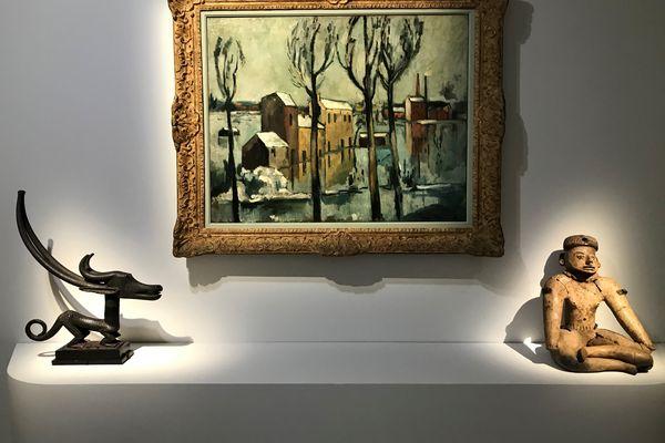 Des collections éclectiques au Musée d'Art moderne de Fontevraud