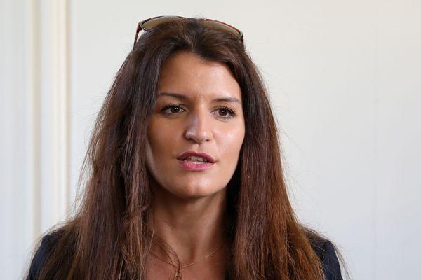 Marlène Schiappa candidate à la présidence de LREM