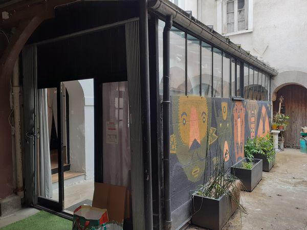 L'atelier de la photographe Gwénaëlle Le Boulzennec accueille l'exposition Partitions Urbaines pendant plus d'une semaine à Rennes