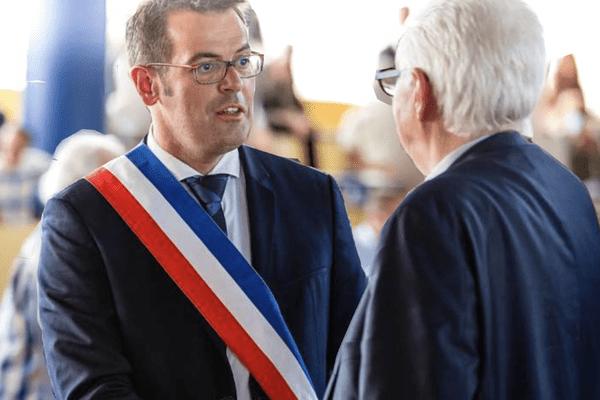 Le conseiller départemental sortant, Sébastien David arrive en tête du premier tour de cette élection départementale partielle avec 46,48 % des voix.