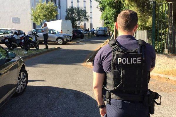 Les coups de feu ont retenti dans la Cité de La Millière (11ème arrondissement).