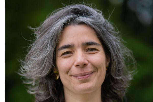 """Linda Rigaudeau, tête de liste """"Un nôtre monde Pays de la Loire"""""""