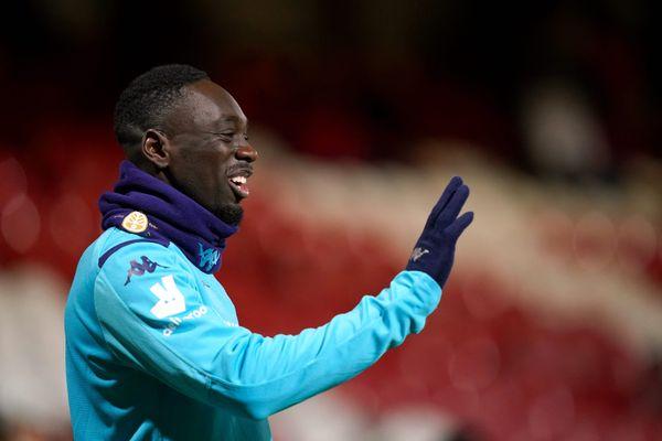 Avant de jouer au FC Nantes, Jean-Kevin Augustin était passé par le club anglais du Leeds United