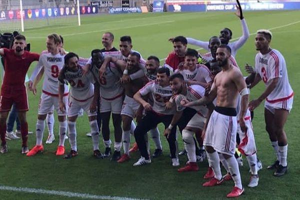 Samedi 25 mai, à Vannes, le FC Bastia-Borgo a remporté son match 4 buts à 1.