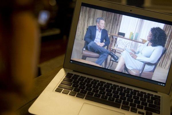 Les aveux d'Armstrong dans un entretien télévisé aux U.S.A. ont eu un écho très large cette semaine dans la communauté cycliste