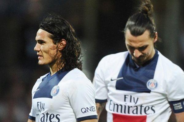 Le PSG a concédé le match nul, ce week end face à Guingamp (1-1).