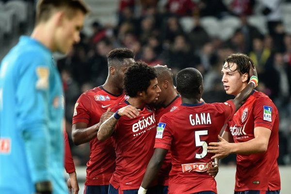 Au bout du suspense, le LOSC a battu Bordeaux.