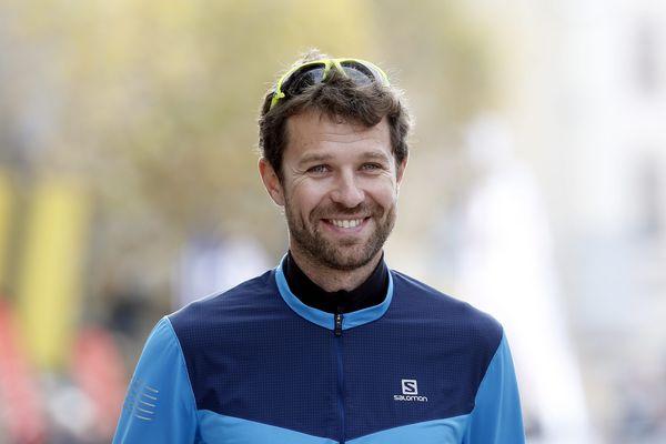 Grand favori de l'Échappée Belle, Francois D'Haene a pulvérisé le record de la compétition. Photo d'archives.
