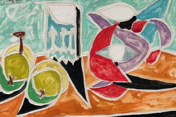 Oeuvre de Picasso, à l'Hôtel de Caumont, jusqu'au 29 septembre 2019
