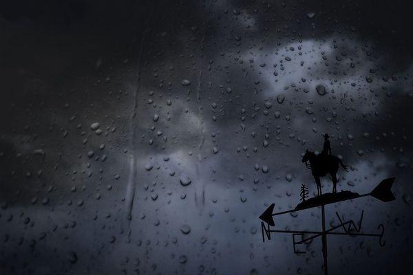 Pluies et vent s'acharnent dans le Grand-Est