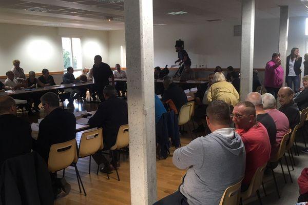 Le conseil communautaire de Creuse Grand Sud réunit ce 26 septembre à Saint-Yriex-la-Montagne
