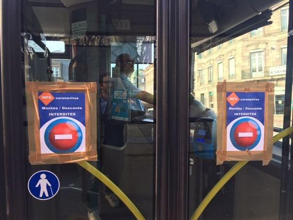 Un fait-divers dans un bus limougeaud qui conduit au tribunal (illustration)