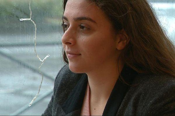 Anila Memushaj rêve d'études en France