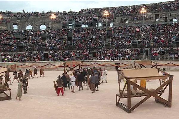 Les Grands Jeux Romains à Nîmes - 3 mai 2019