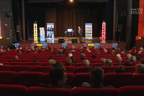 08/06/2017 Législatives – Dernière réunion publique pour le candidat LRM de la 1er circo de Haute-Corse